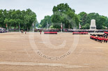 Trooping the Colour 2015. Image #511, 13 June 2015 11:48 Horse Guards Parade, London, UK