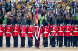 Trooping the Colour 2015. Image #514, 13 June 2015 11:49 Horse Guards Parade, London, UK