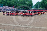 Trooping the Colour 2015. Image #516, 13 June 2015 11:50 Horse Guards Parade, London, UK