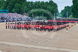 Trooping the Colour 2015. Image #517, 13 June 2015 11:50 Horse Guards Parade, London, UK