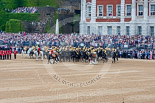 Trooping the Colour 2015. Image #518, 13 June 2015 11:51 Horse Guards Parade, London, UK