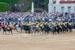 Trooping the Colour 2015. Image #519, 13 June 2015 11:51 Horse Guards Parade, London, UK