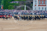 Trooping the Colour 2015. Image #520, 13 June 2015 11:51 Horse Guards Parade, London, UK