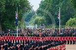 Trooping the Colour 2015. Image #521, 13 June 2015 11:51 Horse Guards Parade, London, UK