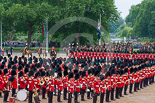 Trooping the Colour 2015. Image #522, 13 June 2015 11:51 Horse Guards Parade, London, UK