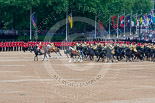 Trooping the Colour 2015. Image #523, 13 June 2015 11:51 Horse Guards Parade, London, UK