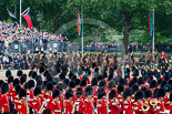 Trooping the Colour 2015. Image #524, 13 June 2015 11:52 Horse Guards Parade, London, UK