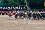 Trooping the Colour 2015. Image #525, 13 June 2015 11:52 Horse Guards Parade, London, UK