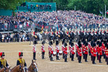 Trooping the Colour 2015. Image #536, 13 June 2015 11:53 Horse Guards Parade, London, UK