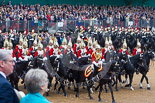Trooping the Colour 2015. Image #556, 13 June 2015 11:54 Horse Guards Parade, London, UK