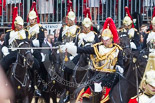 Trooping the Colour 2015. Image #557, 13 June 2015 11:54 Horse Guards Parade, London, UK