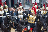 Trooping the Colour 2015. Image #559, 13 June 2015 11:54 Horse Guards Parade, London, UK