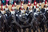 Trooping the Colour 2015. Image #564, 13 June 2015 11:54 Horse Guards Parade, London, UK