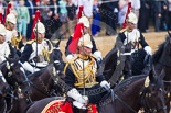 Trooping the Colour 2015. Image #567, 13 June 2015 11:54 Horse Guards Parade, London, UK