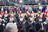 Trooping the Colour 2015. Image #569, 13 June 2015 11:54 Horse Guards Parade, London, UK