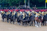 Trooping the Colour 2015. Image #574, 13 June 2015 11:56 Horse Guards Parade, London, UK