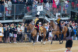 Trooping the Colour 2015. Image #575, 13 June 2015 11:56 Horse Guards Parade, London, UK