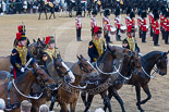 Trooping the Colour 2015. Image #582, 13 June 2015 11:57 Horse Guards Parade, London, UK