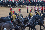 Trooping the Colour 2015. Image #585, 13 June 2015 11:57 Horse Guards Parade, London, UK