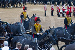 Trooping the Colour 2015. Image #586, 13 June 2015 11:57 Horse Guards Parade, London, UK