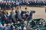 Trooping the Colour 2015. Image #587, 13 June 2015 11:57 Horse Guards Parade, London, UK