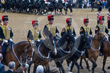 Trooping the Colour 2015. Image #590, 13 June 2015 11:57 Horse Guards Parade, London, UK