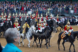 Trooping the Colour 2015. Image #592, 13 June 2015 11:57 Horse Guards Parade, London, UK