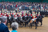 Trooping the Colour 2015. Image #593, 13 June 2015 11:57 Horse Guards Parade, London, UK