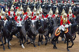 Trooping the Colour 2015. Image #594, 13 June 2015 11:57 Horse Guards Parade, London, UK