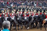 Trooping the Colour 2015. Image #595, 13 June 2015 11:58 Horse Guards Parade, London, UK