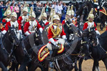 Trooping the Colour 2015. Image #597, 13 June 2015 11:58 Horse Guards Parade, London, UK