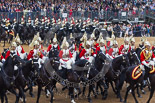 Trooping the Colour 2015. Image #598, 13 June 2015 11:58 Horse Guards Parade, London, UK