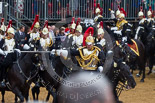 Trooping the Colour 2015. Image #599, 13 June 2015 11:58 Horse Guards Parade, London, UK