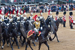 Trooping the Colour 2015. Image #602, 13 June 2015 11:58 Horse Guards Parade, London, UK