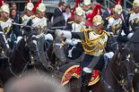 Trooping the Colour 2015. Image #604, 13 June 2015 11:58 Horse Guards Parade, London, UK