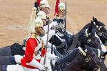Trooping the Colour 2015. Image #608, 13 June 2015 11:58 Horse Guards Parade, London, UK