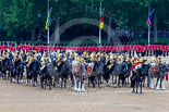 Trooping the Colour 2015. Image #613, 13 June 2015 11:58 Horse Guards Parade, London, UK
