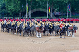 Trooping the Colour 2015. Image #614, 13 June 2015 11:59 Horse Guards Parade, London, UK