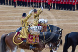 Trooping the Colour 2015. Image #618, 13 June 2015 11:59 Horse Guards Parade, London, UK