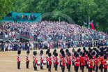 Trooping the Colour 2015. Image #631, 13 June 2015 12:01 Horse Guards Parade, London, UK