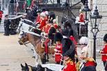 Trooping the Colour 2015. Image #635, 13 June 2015 12:02 Horse Guards Parade, London, UK