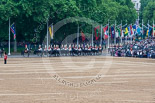 Trooping the Colour 2015. Image #638, 13 June 2015 12:05 Horse Guards Parade, London, UK