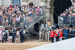 Trooping the Colour 2015. Image #645, 13 June 2015 12:06 Horse Guards Parade, London, UK