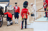 Trooping the Colour 2015. Image #646, 13 June 2015 12:08 Horse Guards Parade, London, UK