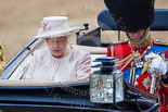 Trooping the Colour 2015. Image #647, 13 June 2015 12:08 Horse Guards Parade, London, UK