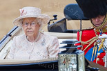 Trooping the Colour 2015. Image #649, 13 June 2015 12:08 Horse Guards Parade, London, UK