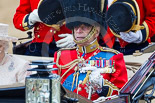 Trooping the Colour 2015. Image #651, 13 June 2015 12:08 Horse Guards Parade, London, UK