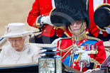 Trooping the Colour 2015. Image #652, 13 June 2015 12:08 Horse Guards Parade, London, UK