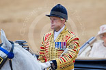 Trooping the Colour 2015. Image #653, 13 June 2015 12:09 Horse Guards Parade, London, UK