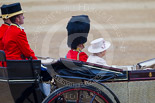Trooping the Colour 2015. Image #669, 13 June 2015 12:10 Horse Guards Parade, London, UK
